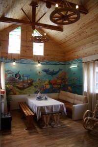 Частный дом в Калининградской области