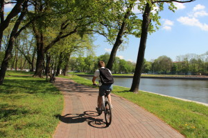 Прокат велосипедов светлогорск